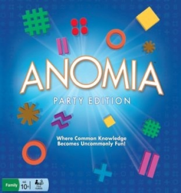 anomia party edition card game by anomia press - shop online for, Skeleton
