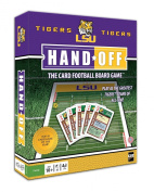 LSU Tigers Hand-Off Football Card Game