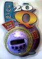 20Q Version 2.0 Mind Reading Game Handheld Electronic Mattel Marble Swirl version