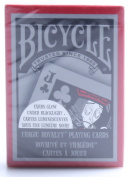 Brybelly Holdings USP-2702SP Tragic Royalty - Bicycle Playing Cards