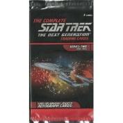 COMPLETE STAR TREK TNG SERIES 2 One Pack