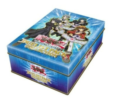 Yu-Gi-Oh! Trading Card Game Duelist Pack Collection Tin