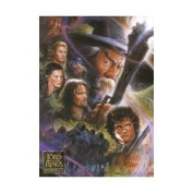 The Lord of the Rings Masterpieces II (Series 2) - 72-Card Base Set