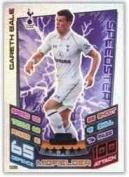 Match Attax 2012/2013 Gareth Bale Hundred 100 Club Tottenham 12/13