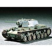 Trumpeter 1/72 Russian KV1 Mod 1942 Tank