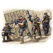 Trumpeter 1:35 - PMC in Iraq - Fire Movement Team