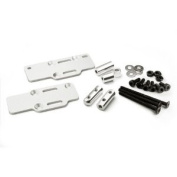 G-made 51107S Low CG Battery and Servo Plate for R1 Axle