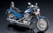 AOSHIMA 1/12 Motorcycle   Model Building Kits   No.16 HONDA STEED 400 [ Japanese Import ]