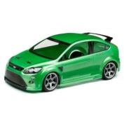 HPI Racing RC Car EU Ford Focus RS Body Shell 200mm 105344