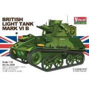 Vulcan Scale Models 1/35 British Mk VI B Light Tank Kit