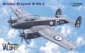 72030 Bristol Brigand B.Mk.I 1/72