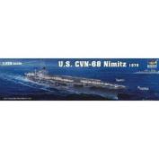 Trumpeter 1/350 U.S. Nimitz Class Aircraft Carrier # 05605