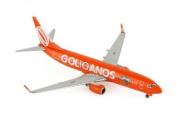 Herpa Gol 737-800 1/500 10TH Anniversary
