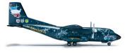 Herpa Luftwaffe C160 1/500 LTG63 50 Jahre 50 Years