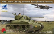 1/35 M22 Locust (T9E1) Airborne Tank British Vers