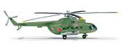Herpa Soviet Air Force MI-8T 1/200 Monino Air Forces Museum