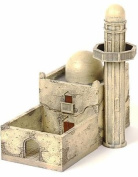 Domed Building Set - 15mm scale