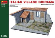 Mini Art 36008 Italian Village Diorama 1:35 Plastic Kit