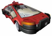 Deckard Sedan 1/24 scale Plastic Model Kit (FUJIMI) JAPAN