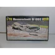 "Heller ""German WW II Messerschmitt Bf 109E"" Plastic Model Kit"
