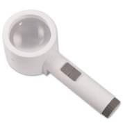 Stand Magnifier 4X/12D Round 70mm Lens