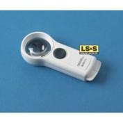 COIL Hi Power LED Hand Magnifier 11.0x/40.0D