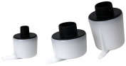 Aztek Gravity Feed 3-Piece Airbrush Colour Cup