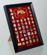 Pins Set Framed Version Jojo's Bizarre Adventure Part 4