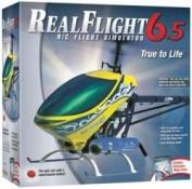 Great Planes RealFlight 6.5 Heli Edition w/Interlink Mode 2 GPMZ4482