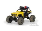 Jeep Wrangler Rubicon Customised Clear Body:Wraith