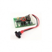 LT-711-22 PCB Box-27Mhz LT711 3 Channel with Gyro/Build-in Video Camera-RC Helicopter replacement spare part