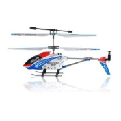 New Genuine 2012 Syma S107G American Flag Colours Theme 3 Channels Metal Indoor Gyro RC Helicopter [Special Edition]