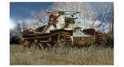 """DRAGON 7404 IJN Type 10cm Ke-Nu"""" Light Tank - Armour Pro Series Model Kit 1:72"""