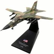 General Dynamics F-111 Aardvark diecast 1:144 model