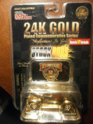 24K gold plated commemorative Stock Rods-Big Mac