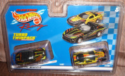 #96774 Hot Wheels Electric Racing Turbo Twinpack,Viper and Corvette 1/87 Scale Slot Cars