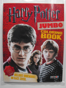 Harry Potter Colouring Book- 96 Pg Red Cover Heat Sealed in Labelled Sleeve