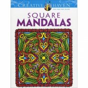 Dover Publications-Square Mandalas