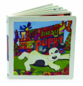 Jellycat A Very Busy Puppy Baby Board Book