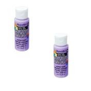2oz Grape Taffy Acrylic Paint - 2 Bottles