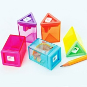 Neon Pencil Sharpeners (1 Dozen) - Bulk
