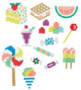 Perler Beads Bucket o' Beads Fused Bead Kit, Sweet Shoppe
