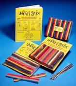 Wikki Stix 15cm 36/Pkg-Yellow