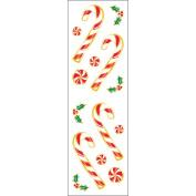 Mrs. Grossman's Stickers-Jolly Peppermint Candy