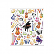 Multi-Coloured Stickers-Orchestra