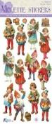 Violette Stickers Christmas Elves