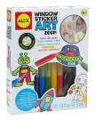 Alex Zoom Window Art Sticker