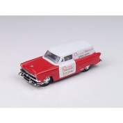 HO 1953 Ford Courier, Dry Cleaner Delivery