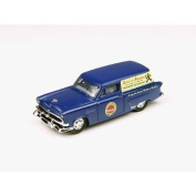 HO 1953 Ford Courier, Plumber's Repair Car