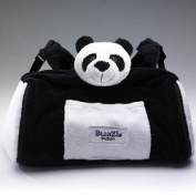 BlanKid Buddy 4-In-1 Backpack, Blanket, Pillow, and Plush Animal - Pailou the Panda